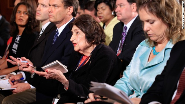 The Helen Thomas I've known
