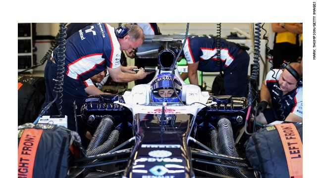 Susie Wolff moved another step closer to her think of driving inside Formula One following a effective day's testing for Williams