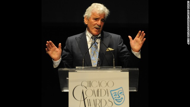 Hollywood reacts to loss of Dennis Farina