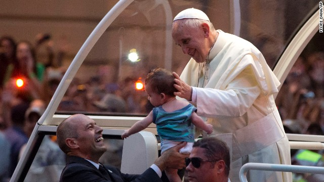 Un día de pesadilla para la seguridad del Papa