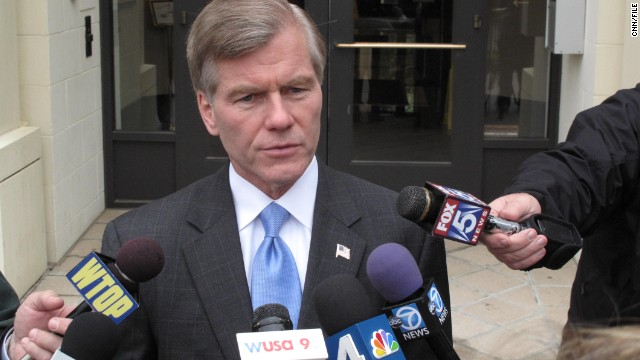 Embattled Virginia Gov. Bob McDonnell has hired a crisis management consultant, hardly a sign of a man about to resign.