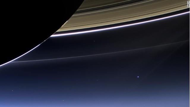 Así se ve la Tierra a 1.500 millones de kilómetros