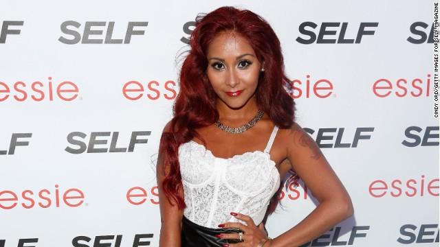Snooki to Jersey community: 'Grow up'