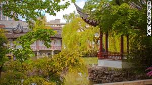 Dr. Sun Yat-Sen Classical Chinese Garden.