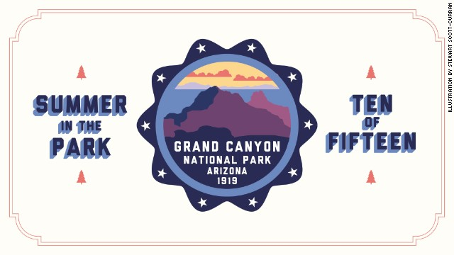 See why Grand Canyon National Park draws more than 4 million visitors each year. Check back next week for <a href='http://www.nps.gov/caha/index.htm' target='_blank'>Cape Hatteras National Seashore</a>.