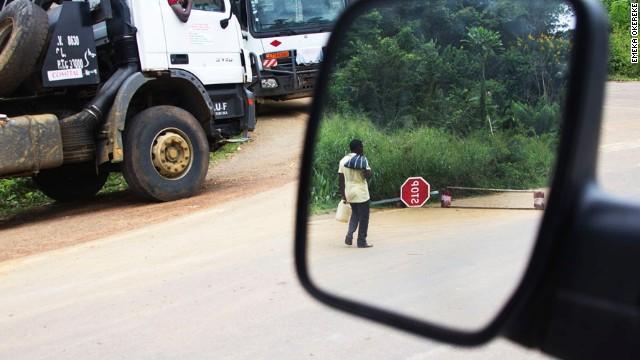 """Stop Sign"" - Minkok, Cameroon, 2012."