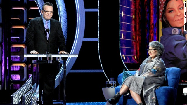 Roseanne Barr and Tom Arnold's Twitter fight
