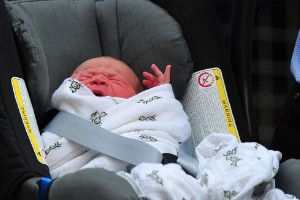 Primer vistazo al bebé real