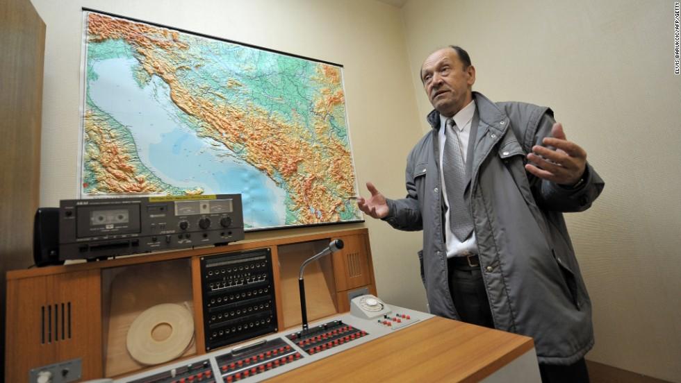 Refugio nuclear de Tito