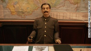 Stalin\'s Black Sea retreat is now a cramped museum.