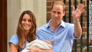 The royal baby \