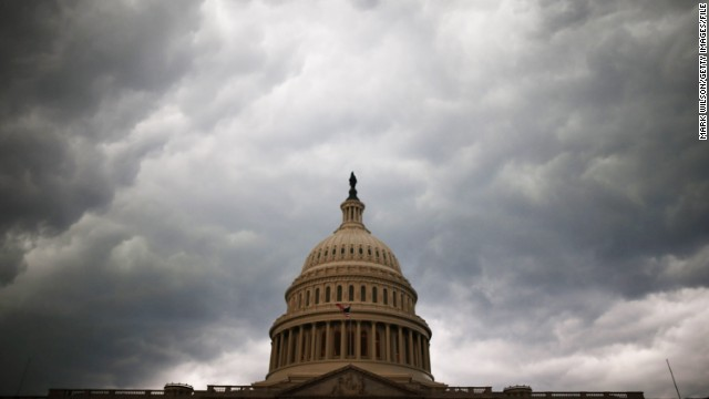 Another government shutdown looms as Congress and the White House wrestle over defunding Obamacare.