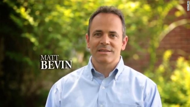 Conservative challenger takes on top Senate Republican