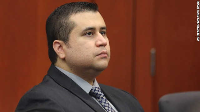 Police report: Zimmerman pulled over in Texas