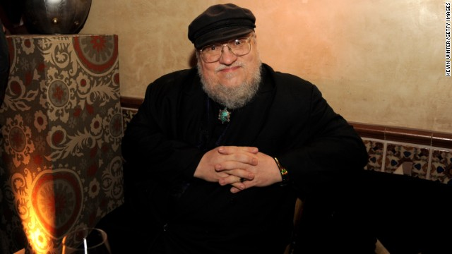 George R. R. Martin joins Twitter, and more news to note
