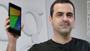 Google unveils upgraded Nexus 7 tablet