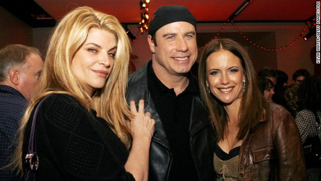 Kirstie Alley and John Travolta to reunite on TV Land comedy