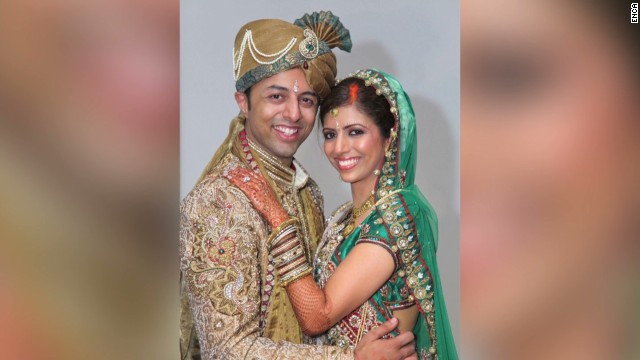 Shrien Dewani, left, is accused of hiring hit men to kill his new bride in South Africa.