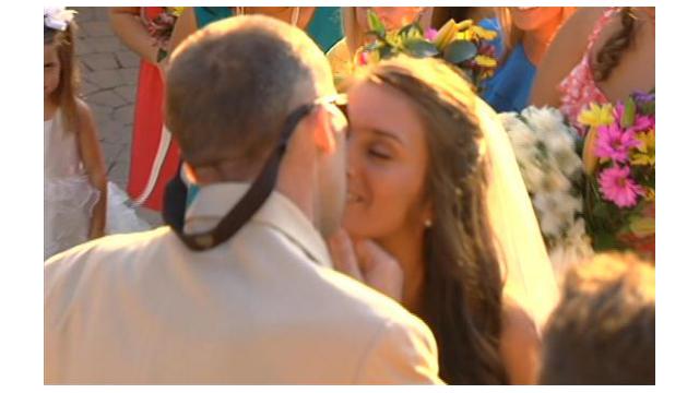 Un hombre con cáncer terminal decide adelantar su matrimonio