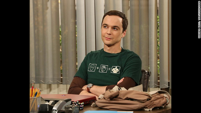 "Jim Parsons won an Emmy and a Golden Globe in 2010 for his portrayal of physicist Sheldon Cooper, who is as clueless about social interaction as he is knowledgeable about science. He is ""dating"" Amy Farrah Fowler."