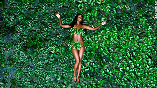 "Senegal-based photographers Omar Victor Diop and Antoine Tempe have revisited some of Hollywood's greatest films, such as ""American Beauty,"" as part of their Onomolliwood series."