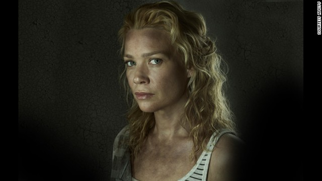 Andrea (Laurie Holden) was bitten by Milton, who became a zombie after being stabbed by the Governor. She shot herself so she wouldn't become a zombie. This was heard off camera but not seen.