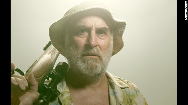 Dale Horvath (Jeffrey DeMunn) was killed by a zombie.