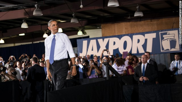 Obama touts economic agenda, GOP says he's 'all sizzle, no steak'