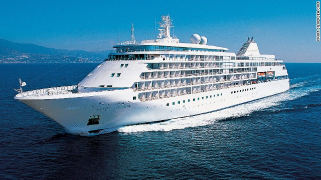 Although incidents like the deadly sinking of the Costa Concordia in January 2012 are rare, cruise ships have suffered a variety of less serious mishaps. The Silver Shadow, pictured here, recently failed a health inspection over concerns about hiding food in crew cabins. Click through the gallery for more recent instances where sailing wasn't so smooth.