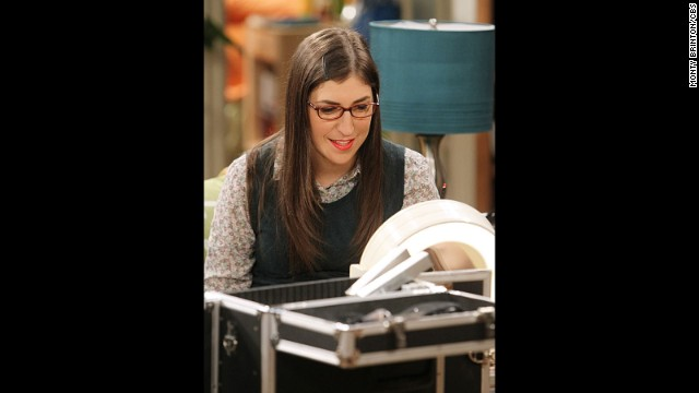 Three-time Emmy nominee Mayim Bialik plays Amy Farrah Fowler, a scientist who is involved with Sheldon. She also believes she is best friends with Penny. Although Amy and Sheldon have definitely progressed in their relationship (they even kiss now!), they're still taking it very, very slowly as season 8 begins.