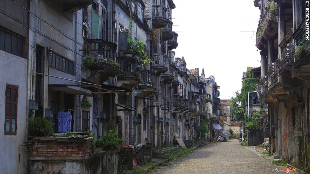The villages of Kaiping still look much the way they did in centuries past.