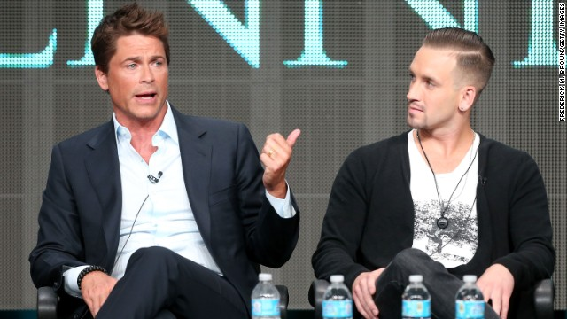 Rob Lowe talks 'Killing Kennedy'
