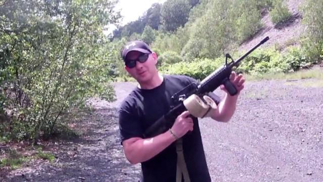 Suspenden a jefe de policía que arremete en un video contra los opositores a las armas