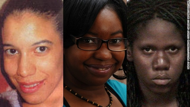 Photos: Cleveland\'s missing women