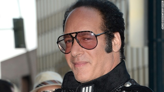 Comedian Andrew Dice Clay might be a surprising pick for a Woody Allen film.