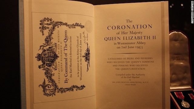 The queen's coronation was held at Westminster Abbey on June 2, 1953.