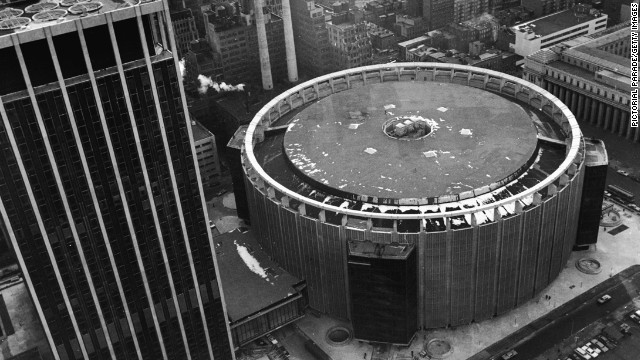 Madison Square Garden Gets 10 Years To Find New Location