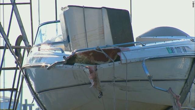Acusan de homicidio al conductor del bote que chocó en el río Hudson