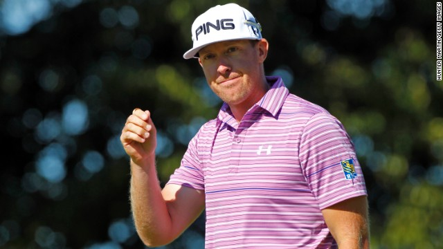 The last of the quintet is Hunter Mahan, who claimed the first of the FedEx playoff titles last month with his victory at The Barclays. Along with a seventh placing at the PGA Championship, it earned him a captain's wild-card pick for the U.S. Ryder Cup team.