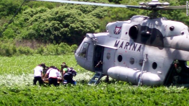 Asesinan a un vicealmirante de la marina mexicana en Michoacán
