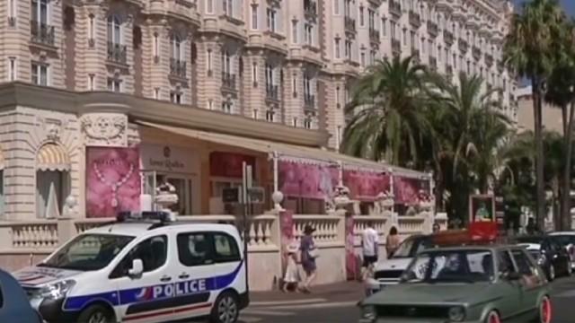 Las joyas robadas en Cannes valen 136 millones de dólares
