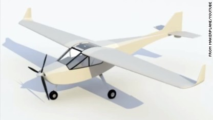 Open-source airplane could cost just $15,000