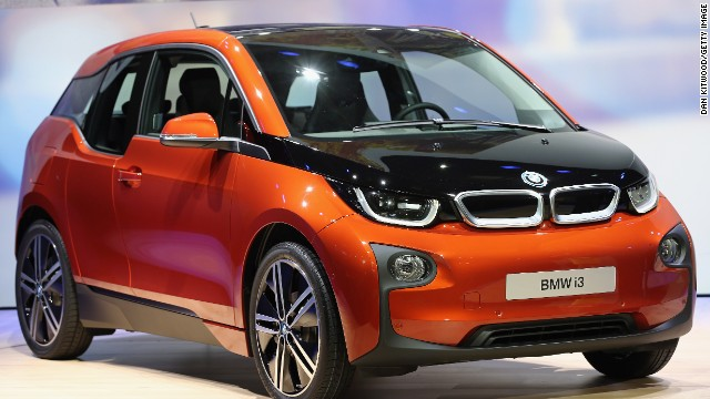 On the other end of the scale, the BMW i3 is a fully electric car designed for driving in the city. It boasts an almost silent ride and futuristic design.