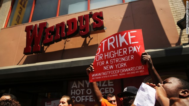 Despite Congress' inaction, minimum wage fight still looms