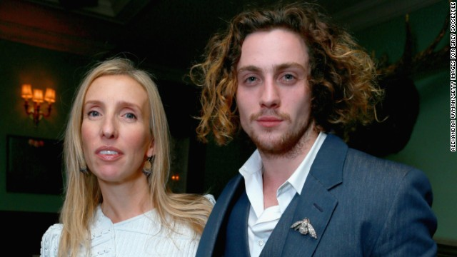 Aaron Taylor-Johnson: Could he be Christian Grey?