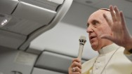 Pope Francis on gays: `Who am I to judge?'