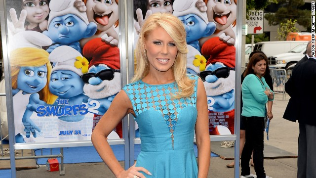 """Real Housewives of Orange County"" star Gretchen Rossi <a href='http://www.eonline.com/news/363732/real-housewives-of-orange-county-s-gretchen-rossi-awarded-over-500-000-in-lawsuit' target='_blank'>was awarded more than $500,000 in damages</a> after an ongoing legal battle with a man who claimed to have had a secret relationship with her. When Jay Photoglou sued her for libel and slander, Rossi countered with accusations including stalking, battery and emotional distress."