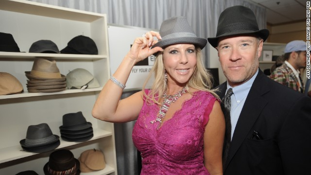 """Real Housewives of Orange County"" star Vicki Gunvalson dodged a legal bullet when a $250,000 breach of contract suit against her was dismissed in July 2013. But boyfriend Brooks Ayers didn't fare so well in the case, which accused Gunvalson of giving Ayers a percentage of a vodka business without informing her business partner. The portion of the suit against Ayers was not dismissed."