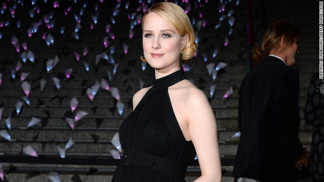 Evan Rachel Wood welcomes a 'beautiful boy'