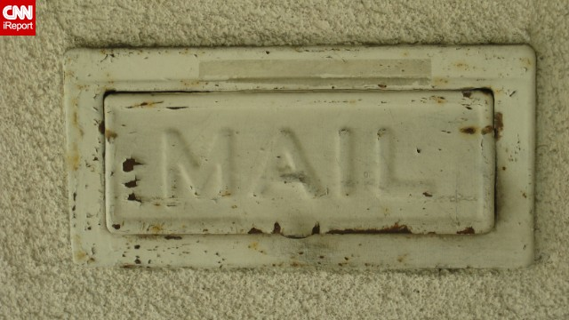 Kathi Cordsen doesn't have a mailbox, but she does have a doorside letter slot, one she likes for its rustic appearance. Under Rep. Darrell Issa's proposal, the Postal Service would cease all individualized mailbox delivery.